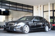 MercedesBenz メルセデスベンツ W212 E350 KW Ver1サスペンションキット取り付け!!