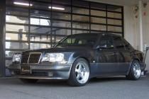 MercedesBenz メルセデスベンツ W124 E500 neutrale ニュートレイル HERITAGE 3pice CLASSIC&オリジナル Brembo ビックブレーキキット