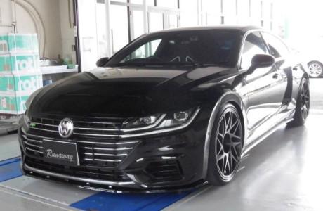 VW アルテオン ARTEON R-LINE リチウムイオンバッテリー MEGA・LiFe Battery(メガライフバッテリー)取り付け!!