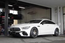 メルセデスベンツ AMG GT63 X290 4ドアクーペ ロアリングキット取り付け!!