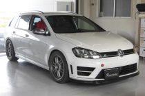 VW フォルクスワーゲン GOLF-R MK7 ゴルフⅦ ヴァリアント MEGA・LiFe Battery(メガライフバッテリー)取り付け!!