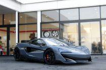 マクラーレン McLaren 600LT XPEL ペイントプロテクションフィルム施工!!