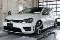 VW フォルクスワーゲン ゴルフーR GOLF7-R APR ECUチューニング ステージ1 インストール&NGK レーシングプラグ取り付け!!