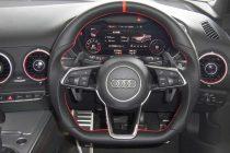 AUDI アウディ TT 8S/FV ランボルギーニ ウルス ステアリング パドルシフト&RSTステアリング取り付け!