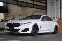 BMW G16 M850i xDrive グラン クーペ VOSSEN ヴォッセ FORGED EVO-3 21インチ装着!!