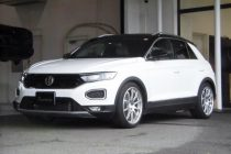 VW フォルクスワーゲン T-Roc TDI KW Ver3 車高調キット取り付け!!
